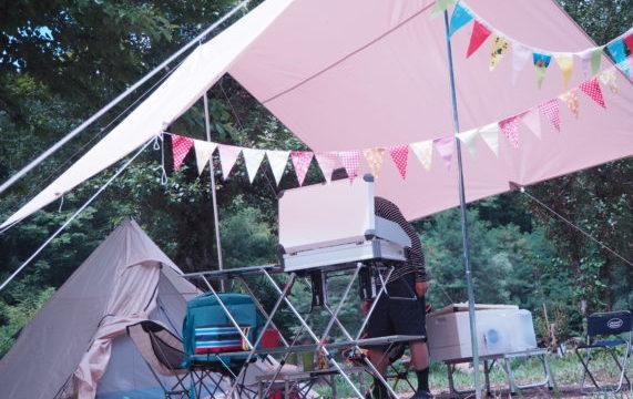 キャンプ2回目